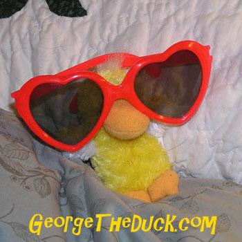 George the Duck of HotMBC