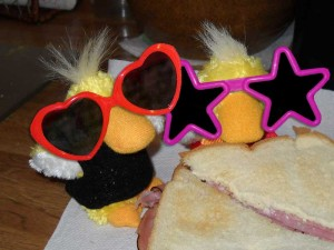 Ham Sandwich!