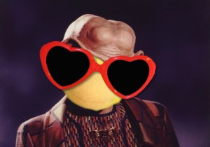 George the Quarktender