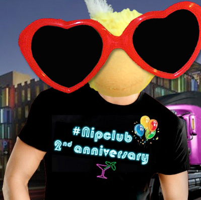 #Nipclub 2nd Anniversary Pawty and Debut of #Nipclub Monthly