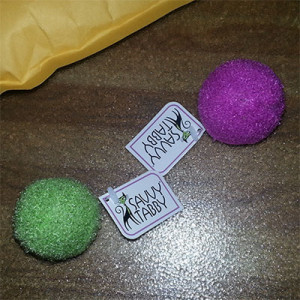 Knit Rattler Cat Balls from NipAndBones.com